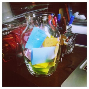 Jar of Affirmations